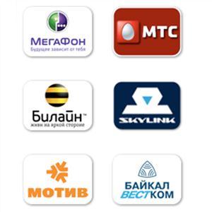 Операторы сотовой связи Сима