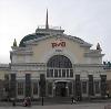 Железнодорожные вокзалы в Симе