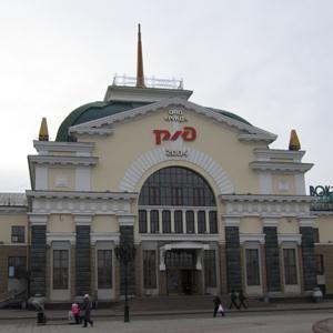 Железнодорожные вокзалы Сима